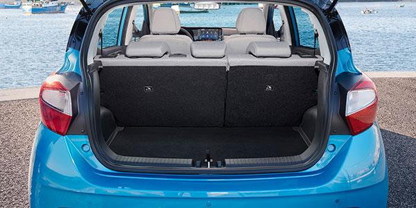 Nuevo Hyundai i10 maletero