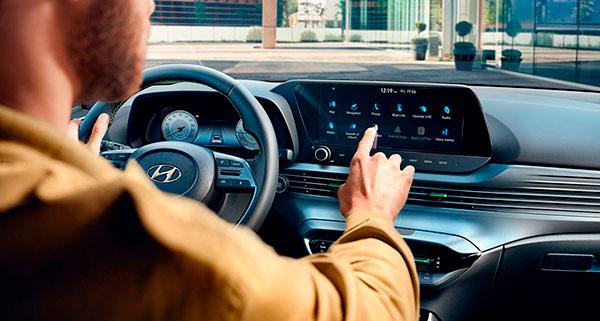 Nuevo Hyundai i20 conectividad Bluelink