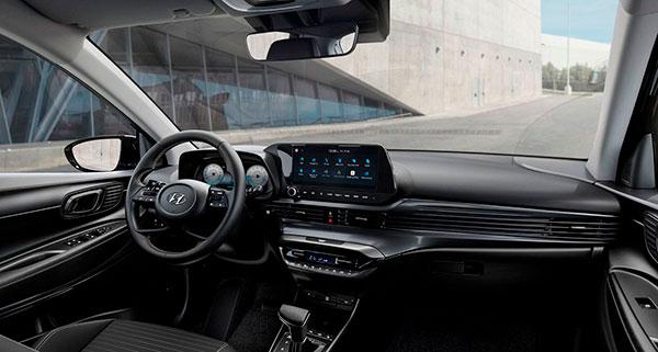 Nuevo Hyundai i20 interior