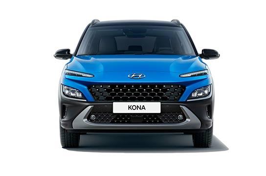 Nuevo Hyundai Kona vista frontal