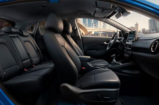 Nuevo Hyundai Kona Interior lateral