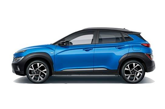 Nuevo Hyundai Kona lateral