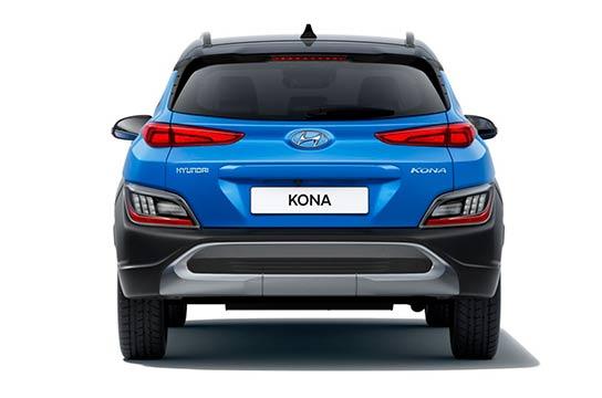 Nuevo Hyundai Kona vista trasera
