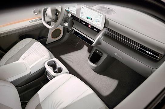 IONIQ 5 interior
