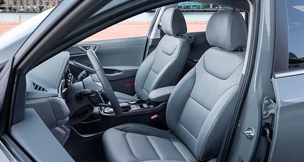 Hyundai IONIQ Eléctrico interior