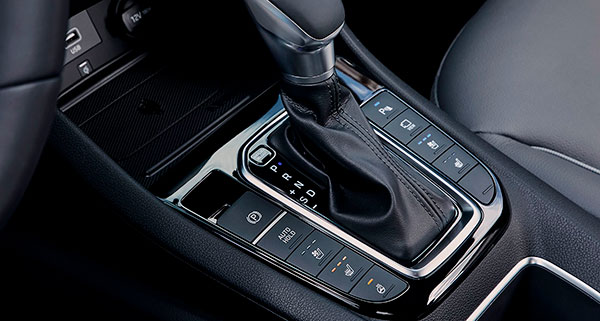 Hyundai IONIQ Híbrido palanca de cambios