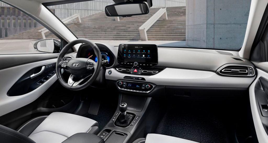 Nuevo Hyundai i30 sistemas de seguridad