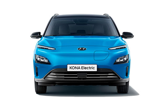 Nuevo Hyundai Kona Eléctrico frontal
