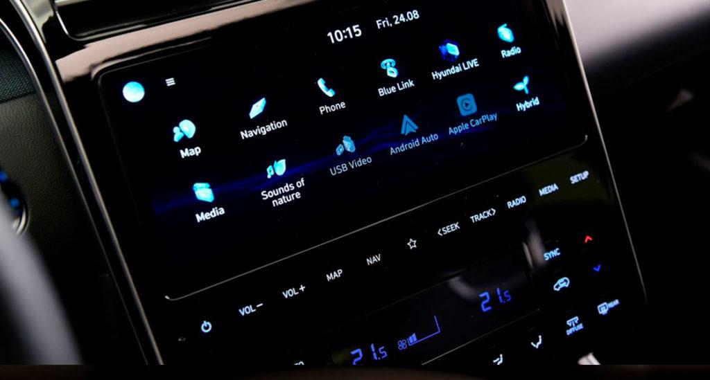 Nuevo Hyundai Tucson conectividad
