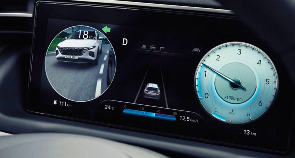 Nuevo Hyundai Tucson sistemas de seguridad