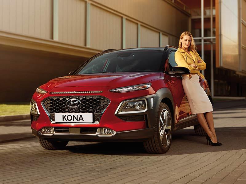 Hyundai Kona en oferta con los Hyupersa Days