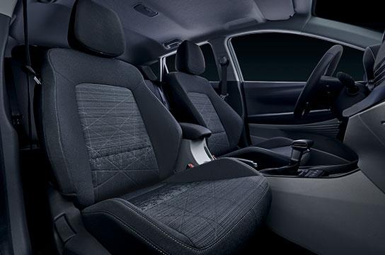 Nuevo Hyundai BAYON interior
