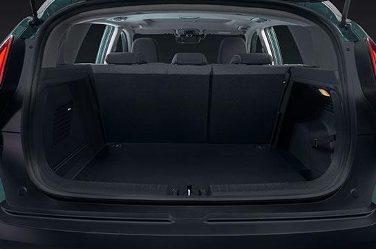 Nuevo Hyundai BAYON maletero