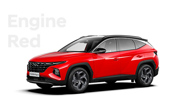 Hyundai-Tucson-PHEV-engine-red