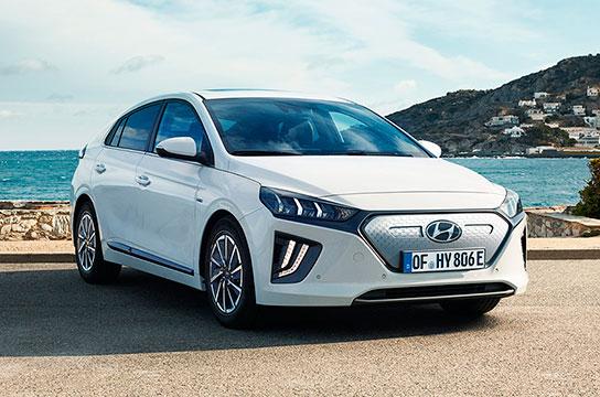 Hyundai-IONIQ-Eléctrico