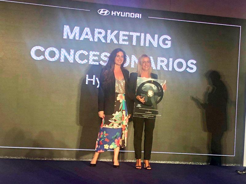 Premio de Marketing de Concesionarios para Hyupersa Ourense